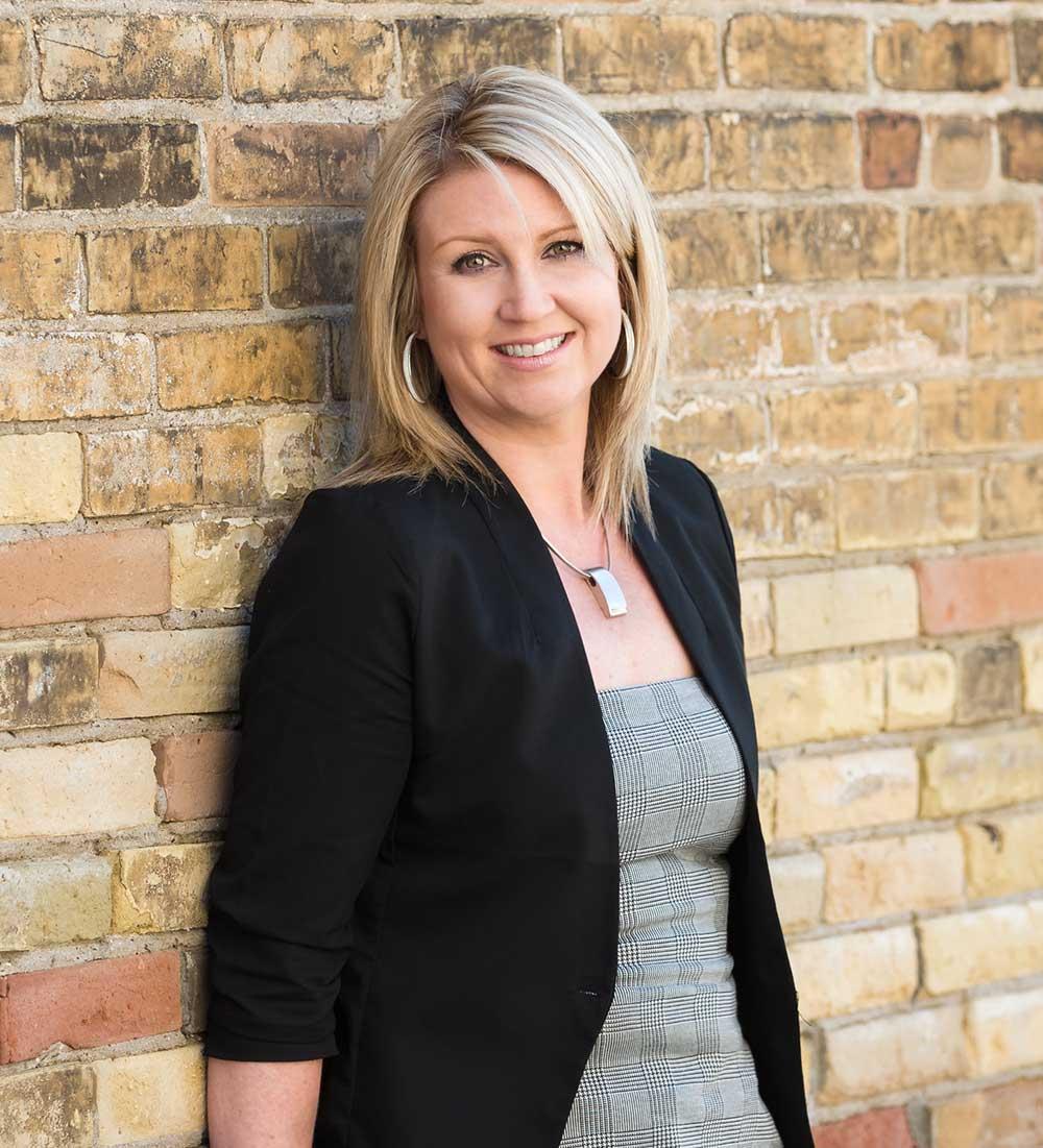 Melissa Brooks, CAIB